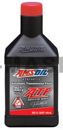 AMSOILSignature Series Multi-Vehicle Synthetic Automatic Transmission Fluid синтетично трансмисионно масло  (946мл./1 кварта)