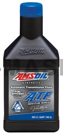 AMSOIL Signature Series Fuel-Efficient Synthetic Automatic Transmission Fluid синтетично трансмисионно масло  (946мл./1 кварта)