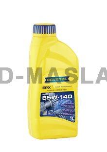 RAVENOL EPX SAE 85W-140 Трансмисионно масло (1 Литър)