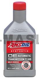 AMSOIL OE Multi-Vehicle Synthetic Automatic Transmission Fluid синтетично трансмисионно масло (946мл./1 кварта)