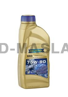 RAVENOL SSG SAE 75W-80 Трансмисионно масло (1 Литър)