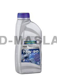 RAVENOL TGO SAE 75W-90 API GL 5 Трансмисионно масло (1 Литър)