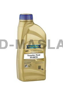 RAVENOL Transfer Fluid TF-0870 Масло за скоростни кутии (1 Литър)