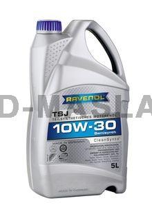 RAVENOL TSJ 10W-30 Моторно масло (5 Литра)