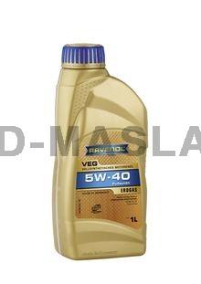 RAVENOL VEG SAE 5W-40  Моторно масло (1 Литър)