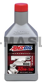 AMSOIL Z-ROD® 20W-50 Synthetic Motor Oil  (946мл./1 кварта)