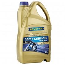RAVENOL Motobike 4-T Ester 10W-50 мот. масло за мотоциклети (4 Литра)