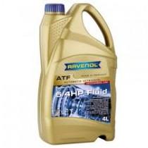 RAVENOL ATF 5/4-HP Fluid Синтетична трансмисионна течност (4 Литрa)