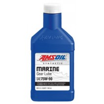 AMSOIL Synthetic Marine Gear Lube 75W-90 (946мл./1 кварта)