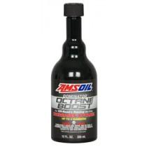 AMSOIL DOMINATOR® Octane Boost  Добавка за Повишаване на Октановото Число (355мл./12 унции)