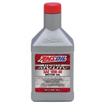 AMSOIL10W-40 Synthetic ATV/UTV Engine Oil (946мл./1 кварта)