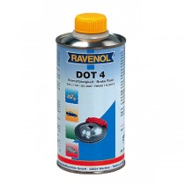 RAVENOL DOT 4 SAE J1703 спирачна течност  (250 ml)