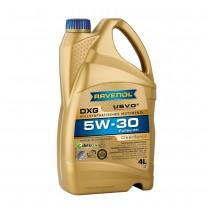 RAVENOL DXG 5W-30   (4 литра )