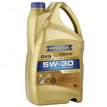 RAVENOL DXG 5W-30   (5 литра)