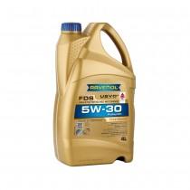 RAVENOL FDS 5W-30  ( 4 литра. )
