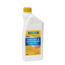 RAVENOL TTC Traditional Technology Coolant Concentrate  G11  Антифриз концентрат (1.5 Литра)