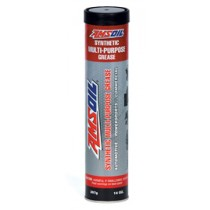 AMSOIL Synthetic Multi-Purpose Grease NLGI #2 Многофункционална грес (400 гр.)