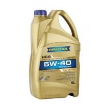 RAVENOL HCS 5W-40 Хидрокрекингово моторно масло (5 Литрa)