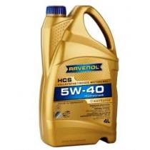 RAVENOL HCS 5W-40 Хидрокрекингово моторно масло (4 Литра)
