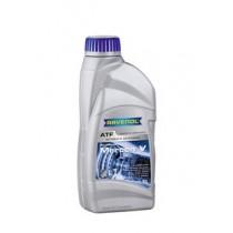 RAVENOL MERCON V GM: Dexron DIII;Полусинтетична хидравлична трансмисионна течност (1 Литър)