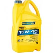RAVENOL MGS SAE 15W-40  Моторно масло (4 Литра)
