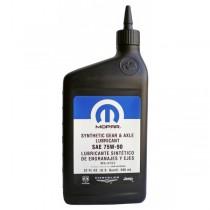 Mopar SAE 75W-90 MS-9763 Трансмисионно масло (0,946 ml)