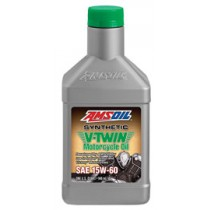 AMSOIL 15W-60 Synthetic V-Twin Motorcycle Oil (946мл./1 кварта)