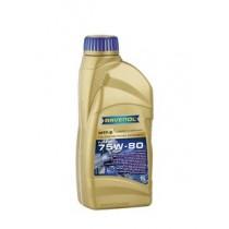 RAVENOL MTF-2 SAE 75W-80 Трансмисионно масло (1 Литър)