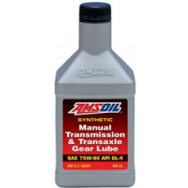 AMSOIL Manual Transmission & Transaxle Gear Lube 75W-90 946мл./1 кварта)