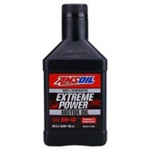 AMSOIL Extreme Power 0W-40 100% Синтетично моторно масло (946мл./1 кварта)