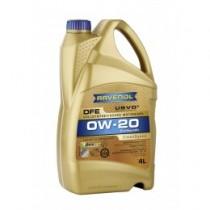 RAVENOL DFE 0W-20 Моторно масло (4 Литра)