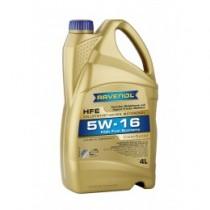 RAVENOL HIGH FUEL ECONOMY HFE 5W-16 Моторно масло (4 Литра)