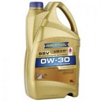 RAVENOL SSV Fuel Economy SAE 0W-30 (4 литра )