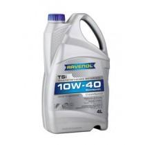 RAVENOL TSI SAE 10W-40 Моторно масло (5 Литра)