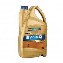 RAVENOL VEG SAE 5W-40  Моторно масло (4 Литра)
