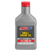 AMSOIL 10W-30 Synthetic Small Engine Oil Синтетично масло (946мл./1 кварта)