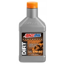 AMSOIL10W-50 Synthetic Dirt Bike Oil (946мл./1 кварта)