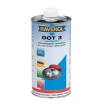 RAVENOL DOT 3 SAE J1703 спирачна течност (250 ml)