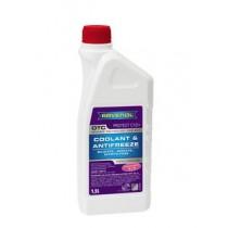 RAVENOL OTC Organic Techn. Coolant Concentrate G12+ Антифриз концентрат (1.5 Литра)