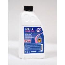 Спирачна течност Kuttenkeuler  DOT 4 ( 1.0 литра )
