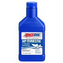 AMSOIL HP Marine Synthetic 2-Stroke Oil (946мл./1 кварта)