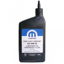Mopar SAE 80W-90 MS-9020 Трансмисионно масло (0,946 ml)