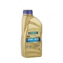 RAVENOL Leichtlauföl SSL 0W-40 Синтетично моторно масло (1 Литър)