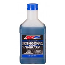 AMSOIL Shock Therapy Suspension Fluid #10 Light 100% синтетично масло / масло за амортисьори и вилки 10W / (946мл./1 кварта)