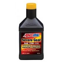 AMSOIL SEVERE GEAR® 75W-110синтетично трансмисионно масло  (946мл./1 кварта)